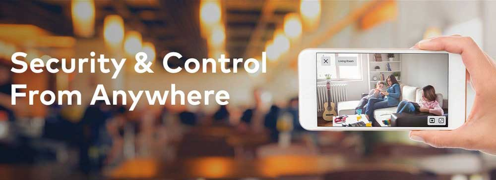Security & Control From Anywhere